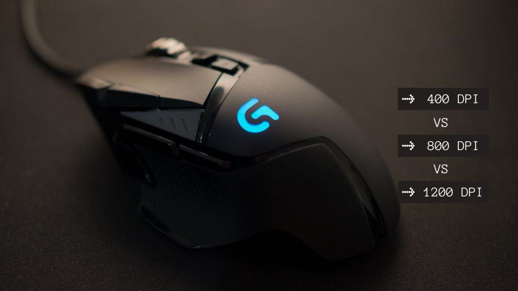 What is the best DPI for gaming?